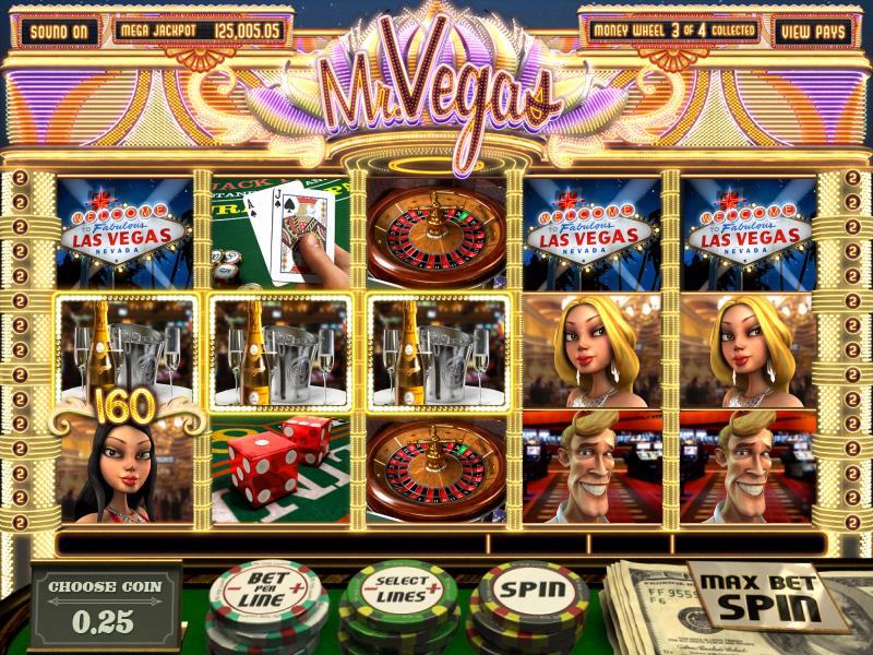 Mr. Vegas