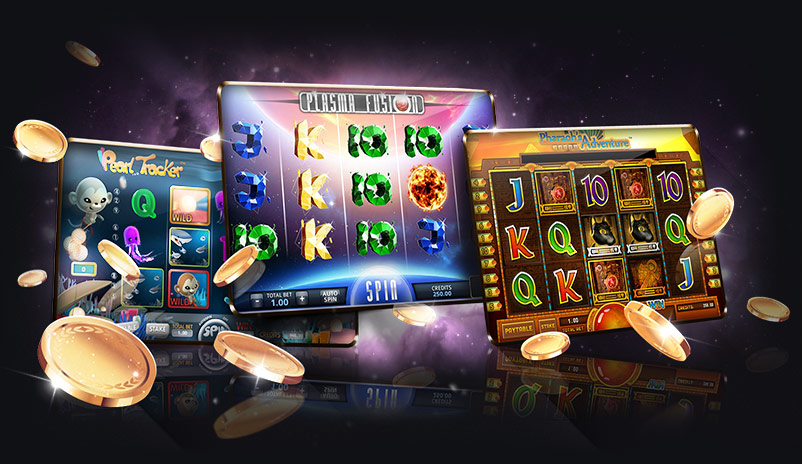 3 Reasons you should Play Slots Online